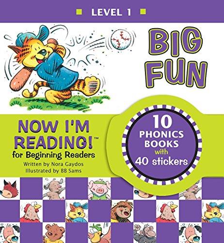 9781101919606: Now I'm Reading! Level 1: Big Fun (NIR! Leveled Readers)