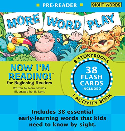 9781101919620: Now I'm Reading! Pre-Reader: More Word Play (NIR! Leveled Readers)