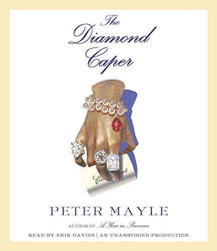 The Diamond Caper: Mayle, Peter