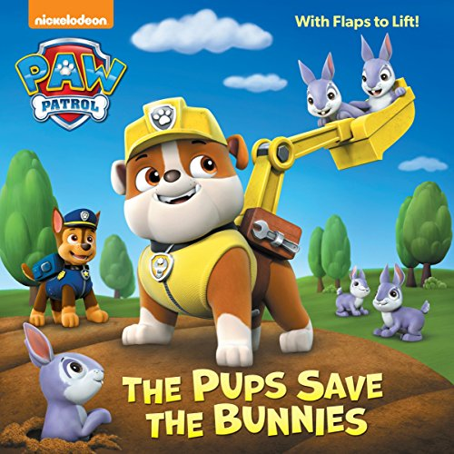 9781101931684: The Pups Save the Bunnies (Paw Patrol) (Pictureback(R))