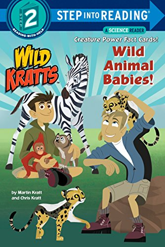 9781101931714: Wild Animal Babies! (Wild Kratts) (Step into Reading)