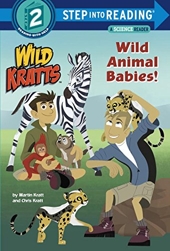 9781101931721: Wild Animal Babies! (Wild Kratts) (Step into Reading)