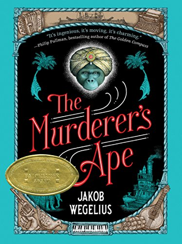 The Murderer's Ape (Hardback or Cased Book): Wegelius, Jakob