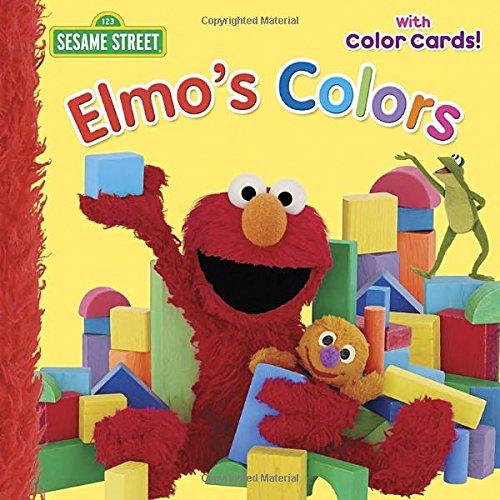 9781101932001: Elmo's Colors (Sesame Street) (Pictureback(R))