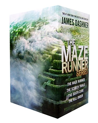 9781101932131: Maze Runner Series  Boxed Set