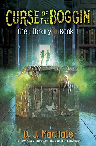 Curse of the Boggin (The Library Book 1): D. J. MacHale
