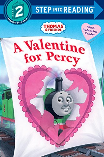 9781101932872: A Valentine for Percy (Thomas & Friends) (Step into Reading)