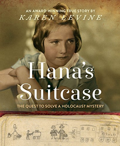 9781101933503: Hana's Suitcase: The Quest to Solve a Holocaust Mystery
