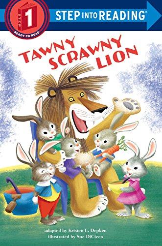 9781101934241: Tawny Scrawny Lion (Step into Reading)