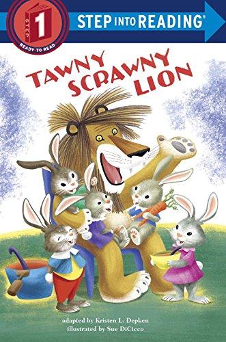 9781101934258: Tawny Scrawny Lion (Step into Reading)