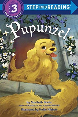 9781101934470: Pupunzel (Step into Reading)