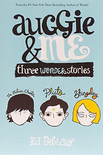9781101935774: Auggie And Me. Three Wonder Stories