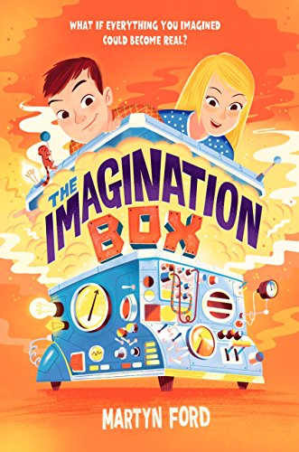 The Imagination Box: Ford, Martyn