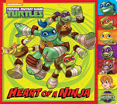 9781101936962: Heart of a Ninja (Teenage Mutant Ninja Turtles)