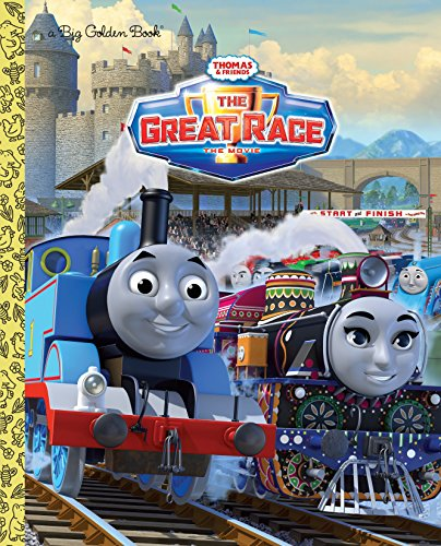 Thomas Friends the Great Race (Thomas Friends) (Hardback)
