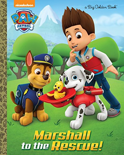 Marshall to the Rescue! (Hardcover)