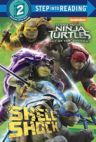 Teenage Mutant Ninja Turtles: Out of the Shadows (Step Into Reading): Random House