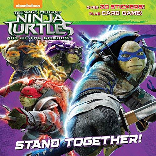 Teenage Mutant Ninja Turtles: Out of the Shadows Pictureback (Teenage Mutant Ninja Turtles) (...