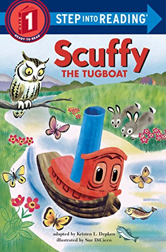9781101939291: Scuffy the Tugboat (Step into Reading)