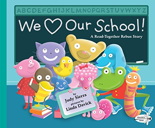 9781101940259: We Love Our School!: A Read-Together Rebus Story