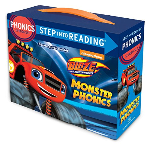 9781101940266: Monster Phonics (Blaze and the Monster Machines: Step into Reading)