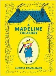 A Madeline Treasury (Barnes & Noble Collectible: Ludwig Bemelmans
