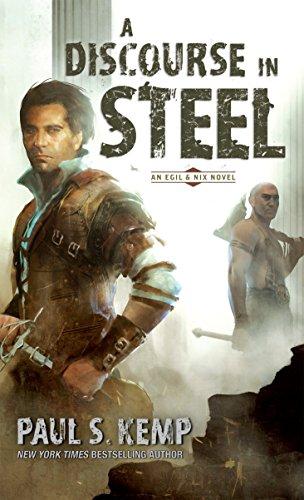 9781101964965: A Discourse in Steel: An Egil & Nix Novel