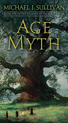 Age of Myth: Book One of the Legends of the First Empire (Paperback)