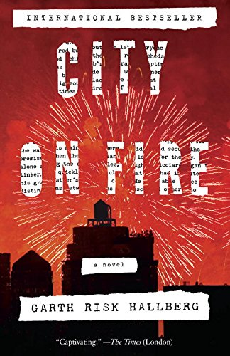 9781101972601: City On Fire