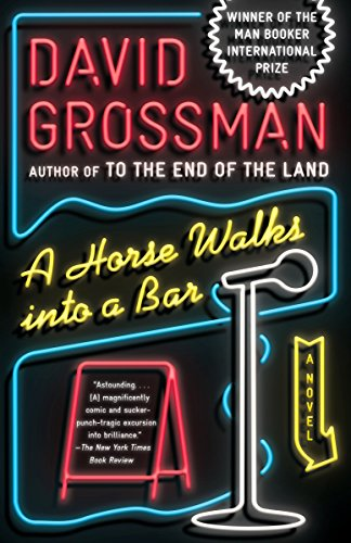 9781101973493: A Horse Walks Into a Bar: A novel (Vintage International)