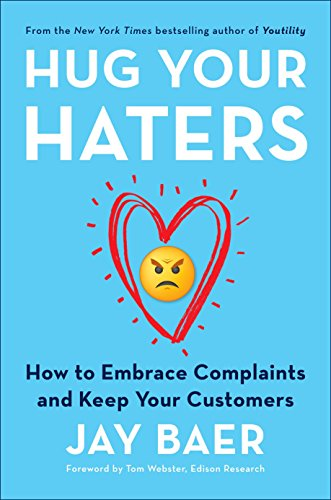 9781101980675: Hug Your Haters: How to Embrace Complaints and Keep Your Customers