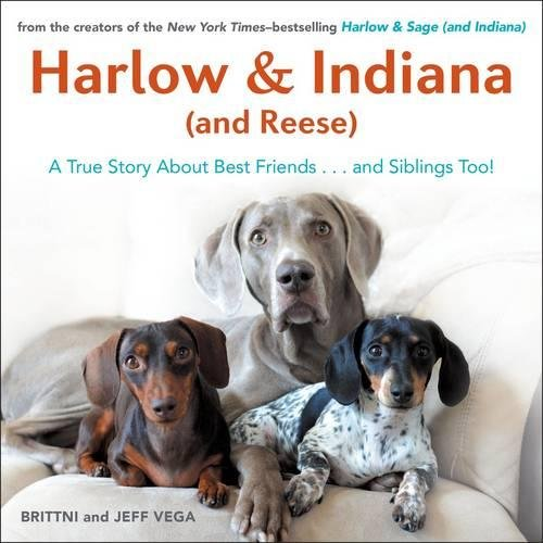 Harlow & Indiana (and Reese): A True Story About Best Friends... and Siblings Too!: Brittni ...