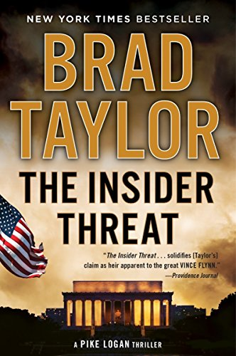 9781101984536: The Insider Threat (A Pike Logan Thriller)