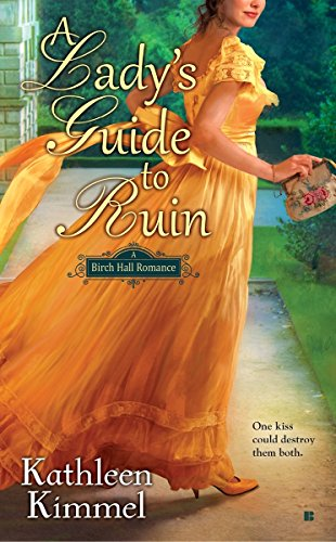 9781101986790: A Lady's Guide to Ruin (A Birch Hall Romance)