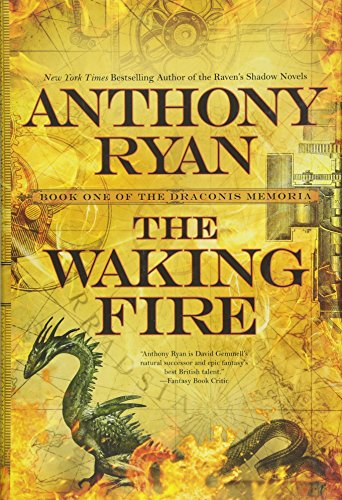 9781101987858: The Waking Fire (The Draconis Memoria)