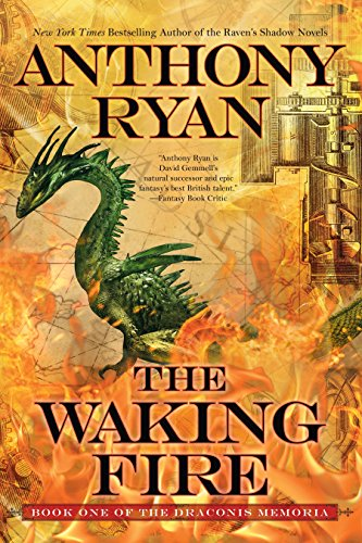 9781101987872: The Waking Fire (The Draconis Memoria)
