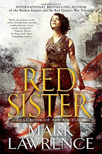Book Cover: Red Sister