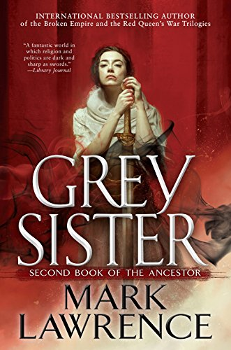 Book Cover: Grey Sister
