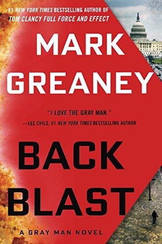 9781101989173: Back Blast: A Gray Man Novel