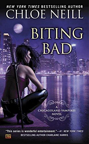 9781101990889: Biting Bad: A Chicagoland Vampires Novel
