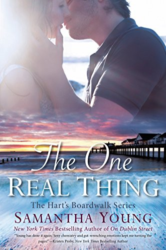 9781101991671: The One Real Thing (Hart's Boardwalk)