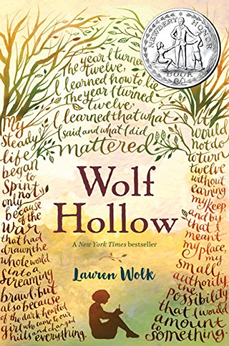 9781101994825: Wolf Hollow
