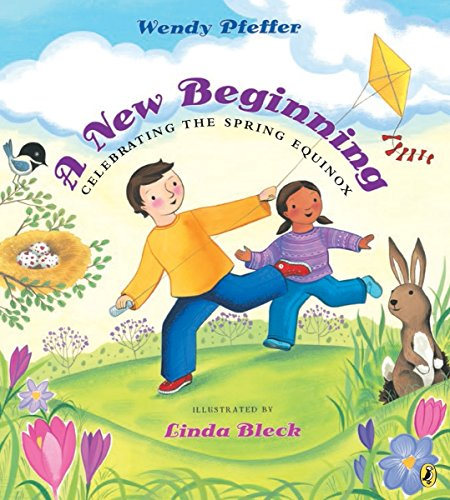 9781101997710: A New Beginning: Celebrating the Spring Equinox