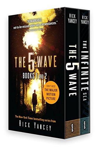 The 5th Wave Box Set: Yancey, Rick