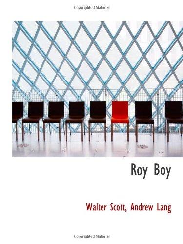 9781103004249: Roy Boy