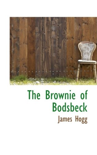 9781103026203: The Brownie of Bodsbeck