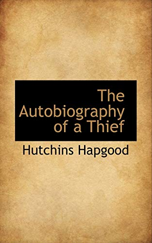 9781103026449: The Autobiography of a Thief