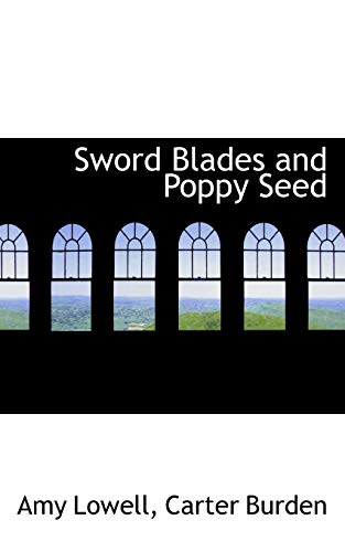 9781103029273: Sword Blades and Poppy Seed