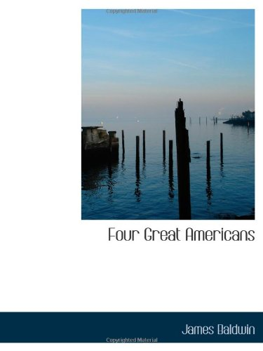 9781103032471: Four Great Americans