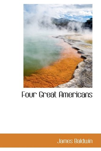 9781103032563: Four Great Americans